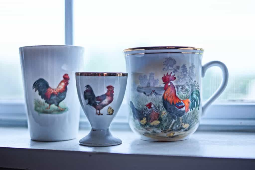 Rooster China
