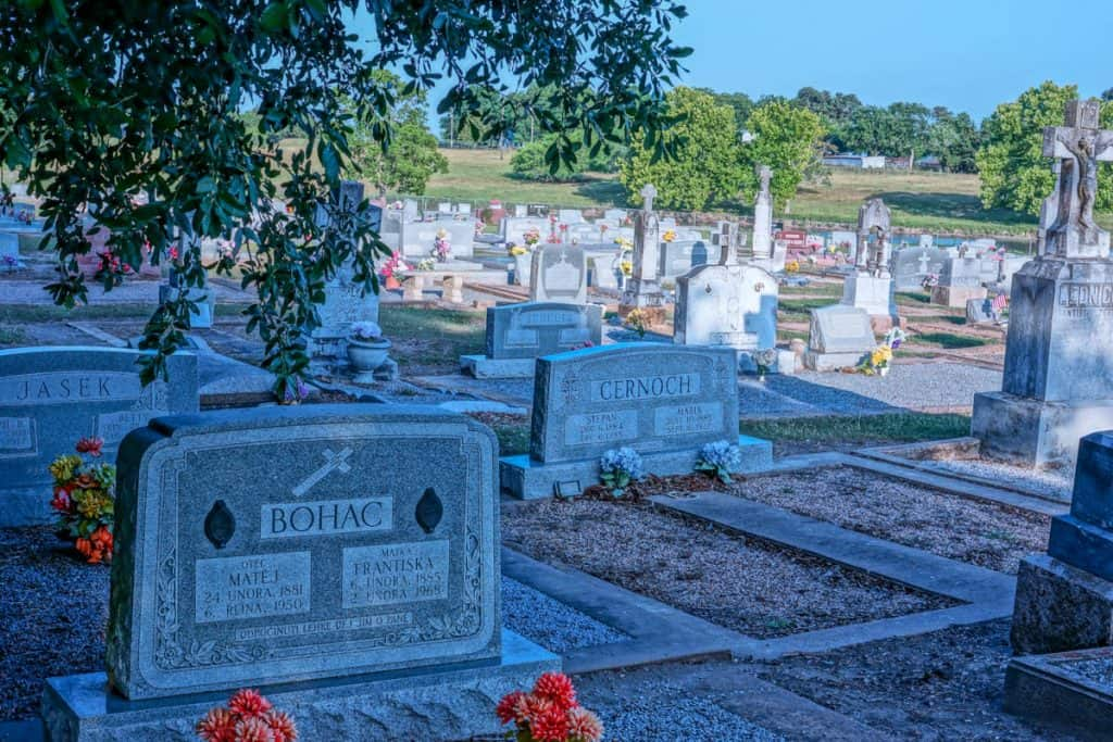 Dubina Cemetery