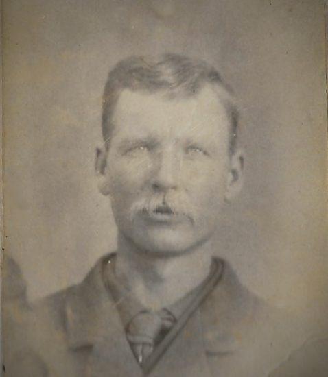 Wesley Bloom, c. 1890
