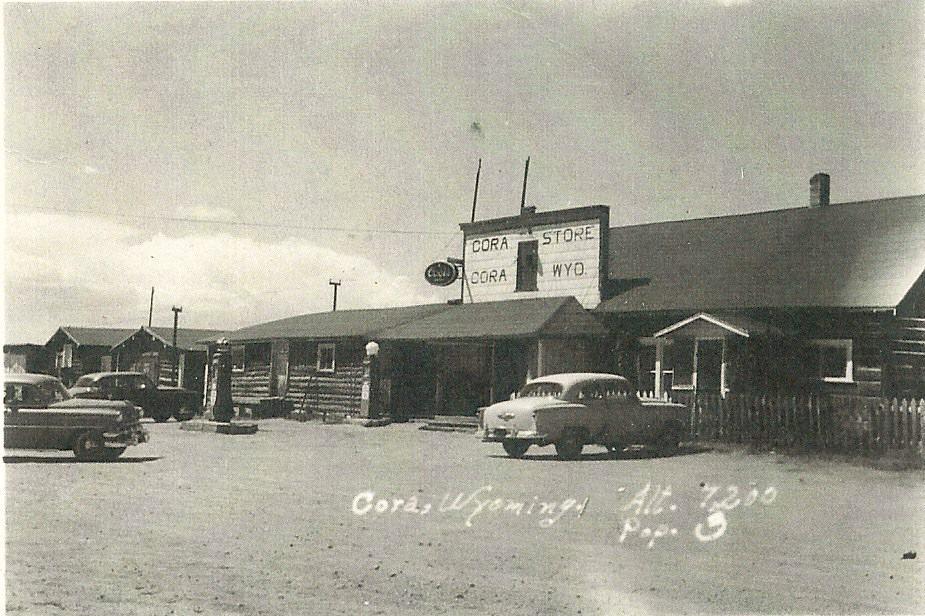 Cora Townsite