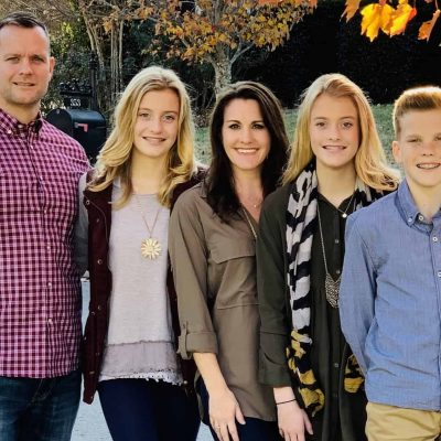 Davenport family, 2018