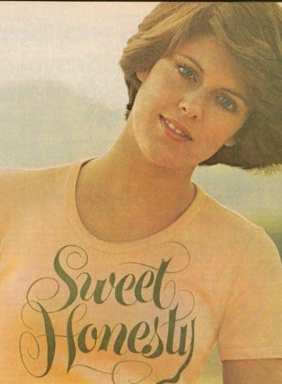 Sweet Honesty Ad 1975